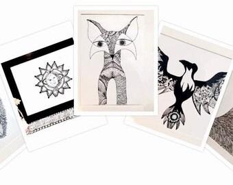 Original Drawings in PDF