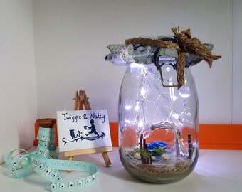 Fishermans Cove Light Jar