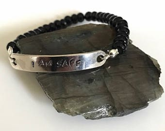 I am safe Energy Bracelet