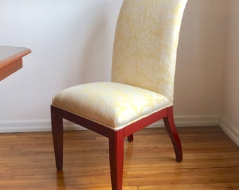 PARSON'S accent dining room CHAIR