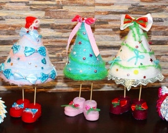 Art culos similares a decoraci n de baubel de navidad - Articulos decoracion navidad ...