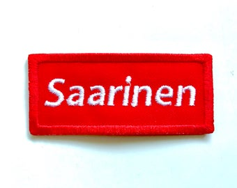Saarinen Patch