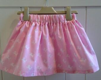 Traditional Horse print skirt