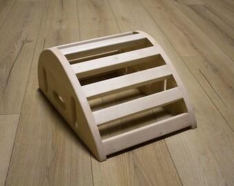 ECO Back bender. Wooden yoga back bender. Back stretcher