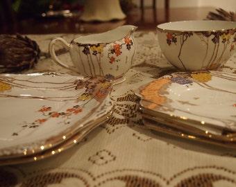 Arcadia Oriental Tea Party Accessories