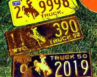Wyoming Truck #2