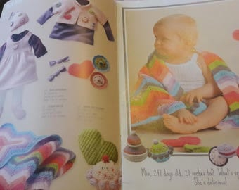 Tricot baby instruction magazine 0-4 years