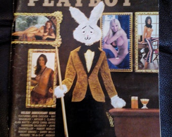 Playboy Magazine - January 1973