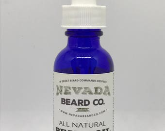 Intrigue Beard Oil