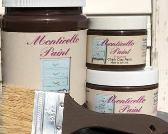 Monticello Paint - Fortitude Chalk Clay Paint
