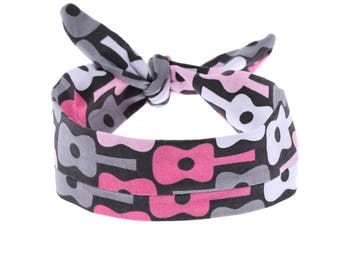 Very Soft Summer Headband/Headwrap