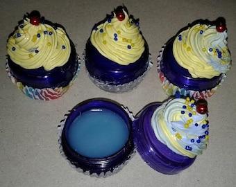 "Blueberry Lemonade ""cupcake"" Lipgloss"