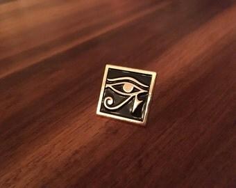 Eye of Horus pin