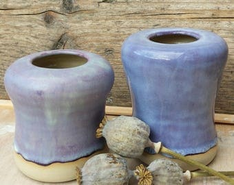 ceramic vases small handmade vases wheelthrown stoneware