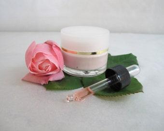 NEW Rose Day Skin Cream Organic and Natural Skin Care