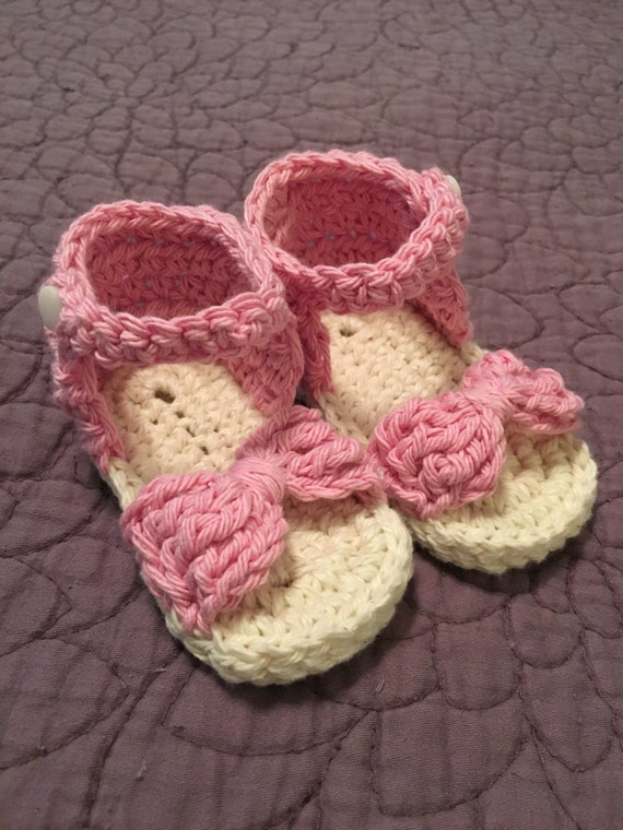Baby Bow Sandal
