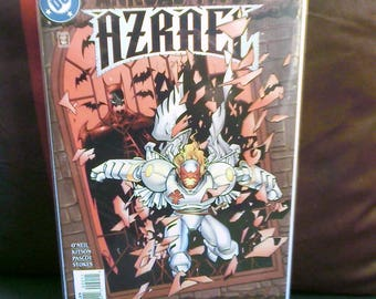 Azrael Annual 1996 #2 Legends of the Dead Earth by O'Neil, Kitson, Pascoe, Stokes DC Comics
