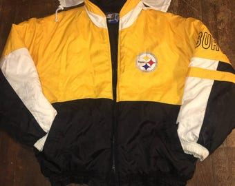 Vintage 90s Pittsburgh Steelers Starter Jacket