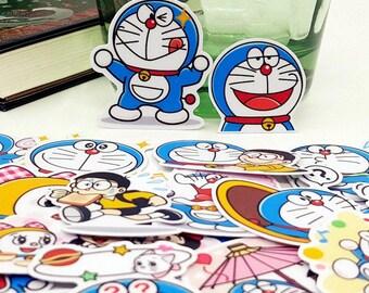 39pc RobotCat-Japanese scrapbooking stickers,scrapbooking,decorative stickers, japanese stickers,decor stickers,kawaii stickers