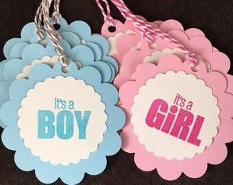 It's a Boy or It's a Girl Tags