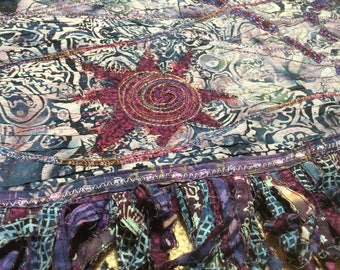 Art Quilt Soltice