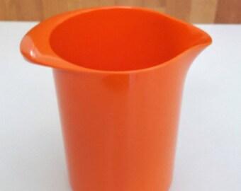 Vintage Rosti Mepal Denmark Melamine Erik Lehmann mixing Cup 1 Liter Retro