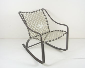 Brown Jordan Tamiami Rocking Chair