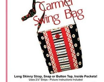 Pink Sand Beach Designs - Carmel Swing Bag (pattern)