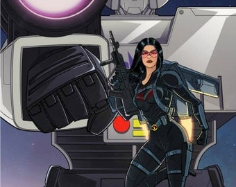 Megatron and Baroness