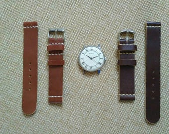 Raketa watch, NOS, USSR, vintage, new watch, classic style,watches for men, watch band handmade, Soviet watch,made in USSR, classic, 1980s.
