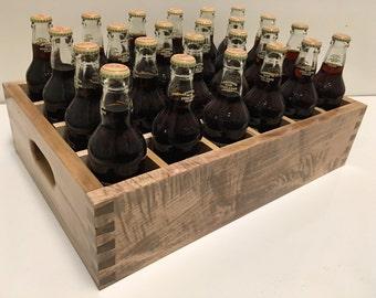 Homebrewer's Bottling Crate, Caramel Maple