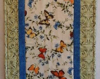 Butterfly Table Runner