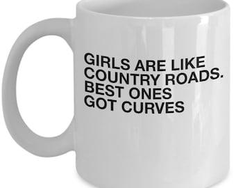 Funny Country Boy Mug - Cowboy Mug - funny coffee mug - coffee mug - coffee mugs