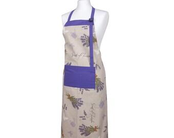 Apron Lavender Purple