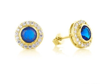 Special earrings ,gold fielld 14 k jewelry with great care.opal aaa stone Amazing earrings for every occasion