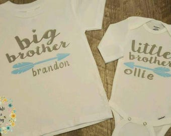 Big Brother,  Little Brother, Sibling or Any Combination Needed