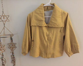JH Collectibles Gold Shimmer Jacket
