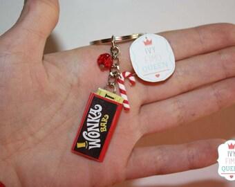Willy Wonka keychain