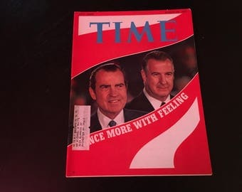 Time Magazine August 28 1972