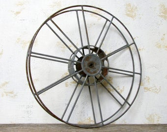 Hollywood Silent Movie Vintage film reel... 1930's really cool Silent Movie Era Historical Piece of Hollywood ART!