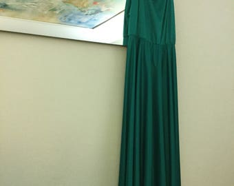 Green Summer Dress with jacket size 9/10