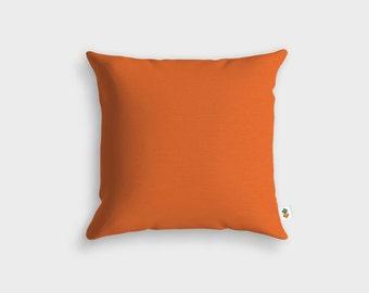 Basic COPPER cushion - Made in France - 45 x 45 cm