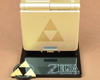 Legend of Zelda Special Edition Gameboy Advance SP Display Stand