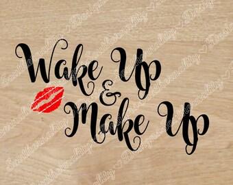 SVG Wake Up & Make-Up