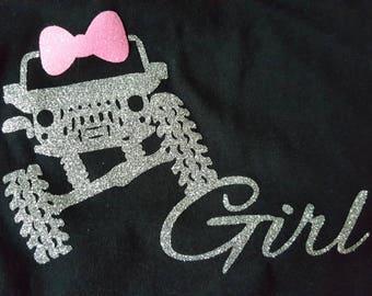 Jeep Girl Bodysuit