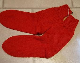 Socks, socks, self-knitted, Größe36/37