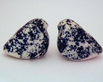 Pair of Ceramic Specklewings