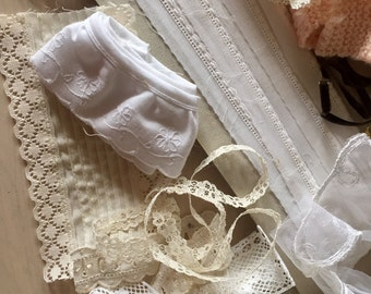 Vintage Lace and Trims Lot #2