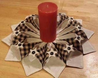 Candle mats