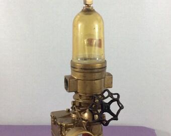 Stromberg Carburetor Lamp